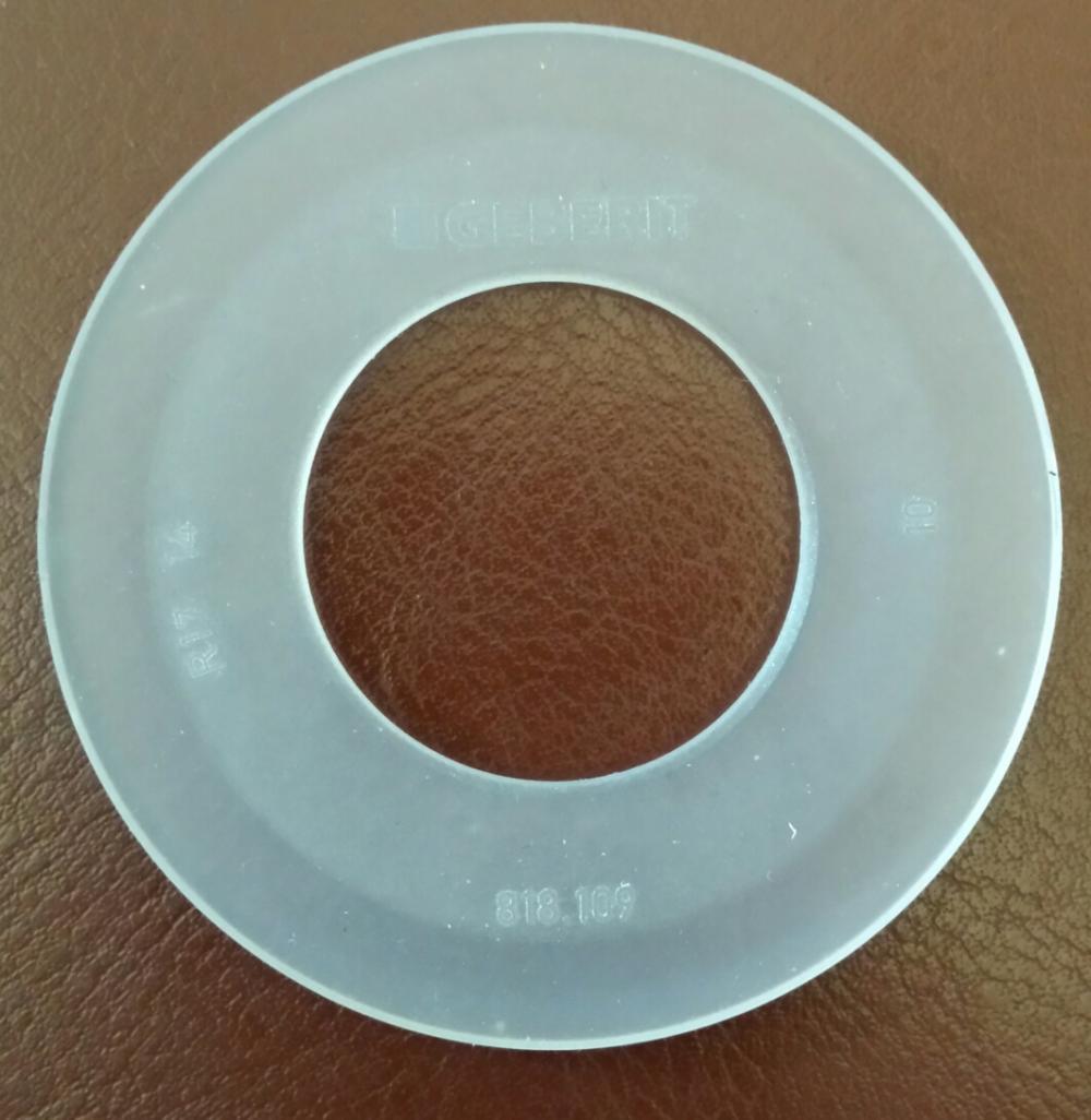Geberit guarnizione per campana cassetta wc incasso 110 for Geberit campana completa per cassetta