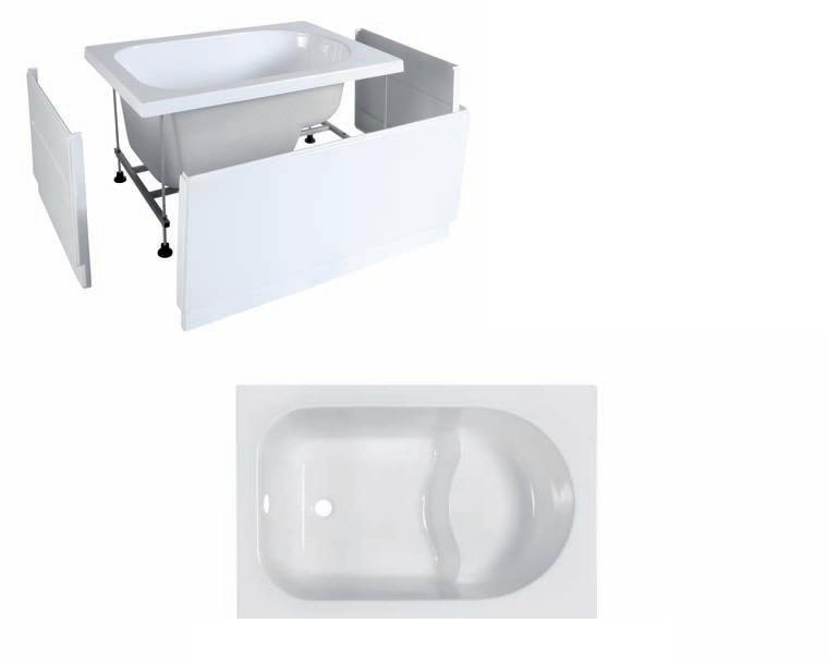 Vasca Da Bagno Con Telaio : Vasca pega a sedile con telaio pannello frontale e laterale